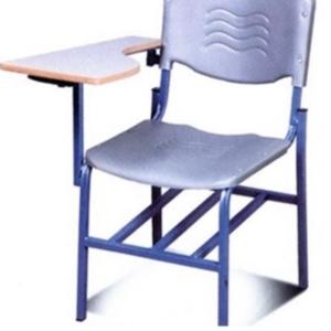 صندلی فایبر گلاس دسته دار